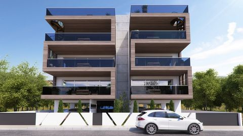 Apartment (Penthouse) in Strovolos, Nicosia for Sale  2 Bedr.....
