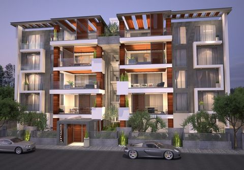 Apartment (Penthouse) in Mesa Geitonia, Limassol for Sale  2.....