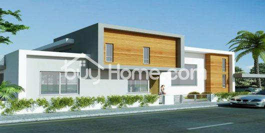 5 Bedroom Luxury Houses  Nicosia , Archangelo 673 SqMt For S.....