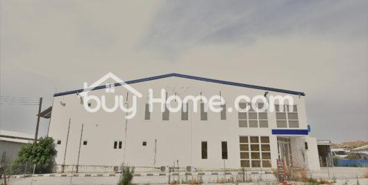 Industrial Building/warehouse  Larnaka , Aradippou 1292 SqMt.....