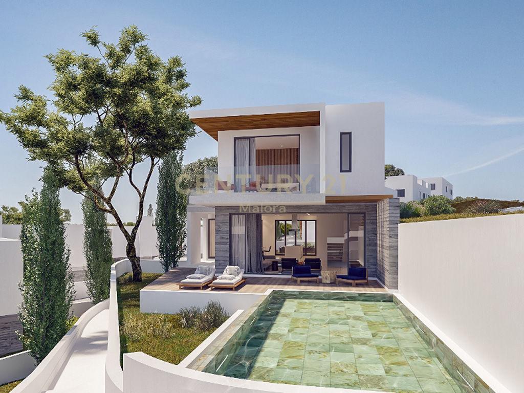 4 Bedroom Villa For Sale in Limassol, Agios Tychon