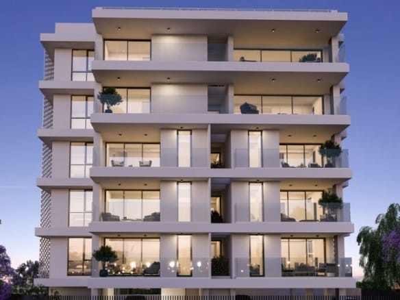 New 2 & 3 bedroom Apartments for sale in Larnaca cit.....