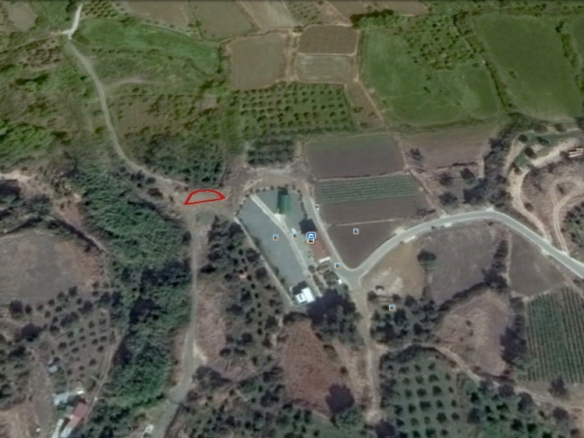 Land for sale in Evryhou Nicosia  131 SqMt For Sale