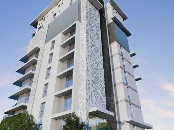 Seaview Apartments of 2 & 3 bedroom for sale in Fini.....