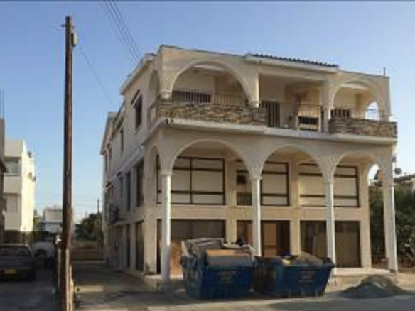 Building for sale with shop and apartment  490 SqMt For Sale.....