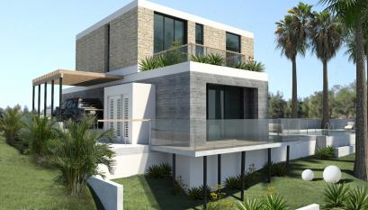 A contemporary 3 bedroom, 3 bathroom villa, situated on........