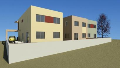 Modern villas of 180 sq.m.  180 SqMt 4 Bedrooms Internal Are.....