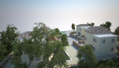 Custom build 3-bedroom villas situated at the Peyia district.....