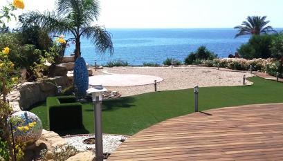 UNIQUE 4 FLOOR beach villa in Maroni / ZYGI AREA  600 SqMt 4.....