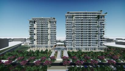 Luxury style 3 bedroom apartments in Paphos  199.8 SqMt 3 Be.....