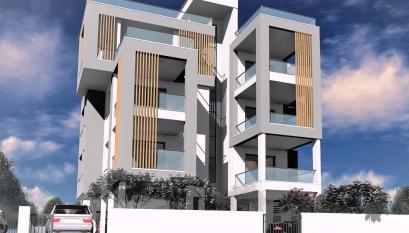 Brand new modern two bedroom apartments in Kato Polemidia  8.....