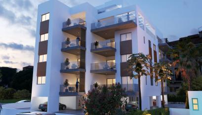 Brand new modern apartments in Linopetra area Limassol  82 S.....