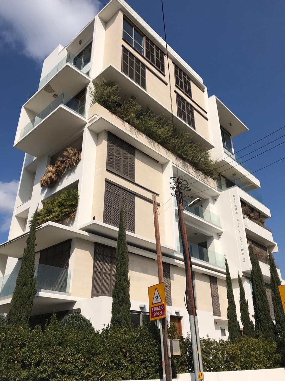 Apartment (Flat) in City Center, Nicosia for Sale  3 Bedroom.....
