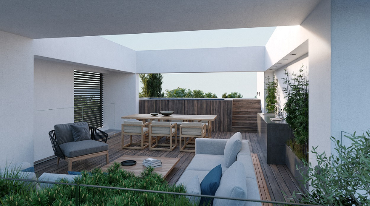 Apartment (Penthouse) in Panthea, Limassol for Sale  3 Bedro.....