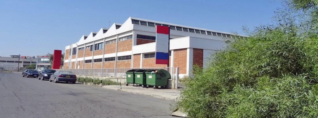 Commercial (Warehouse) in Engomi, Nicosia for Sale  2280 SqM.....