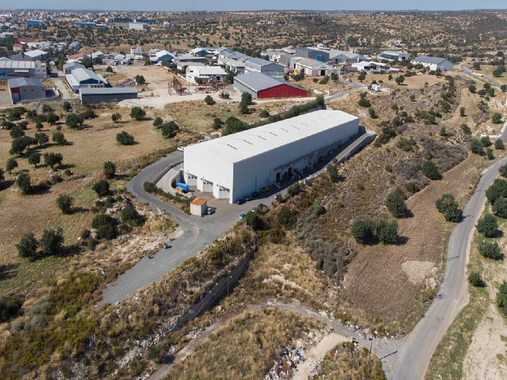 Commercial (Warehouse) in Ypsonas, Limassol for Sale  6520 S.....