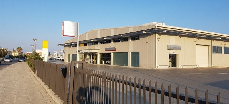 Commercial (Warehouse) in Agios Athanasios, Limassol for Sal.....