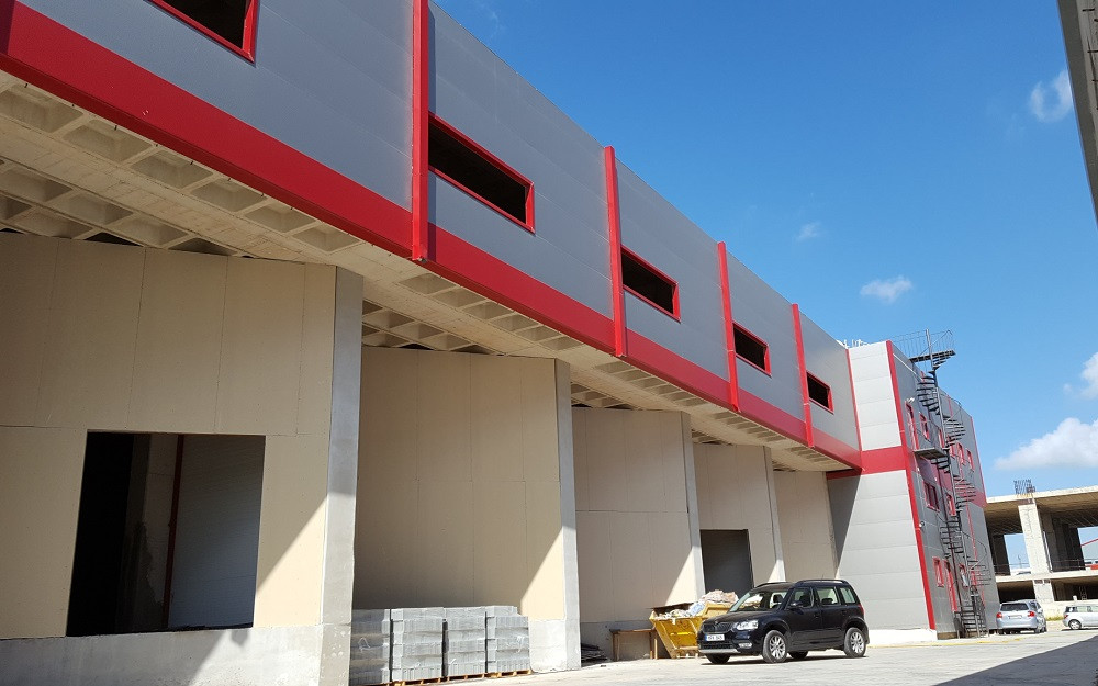 Commercial (Warehouse) in Aradippou, Larnaca for Sale  4859.....