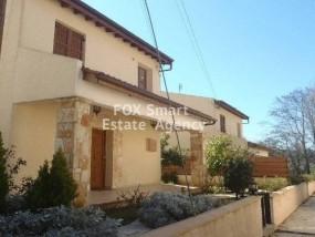 3 Bedroom House Pera Pedi, Limassol   Rent