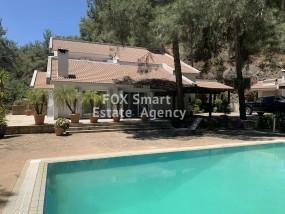 5 Bedroom House Saittas, Limassol   Rent