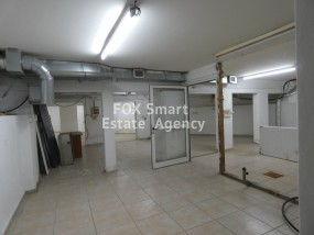 Warehouse / Factory Agios Antonios, Nicosia   long term rent.....