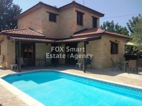 3 Bedroom House Letymvou, Paphos   long term rent