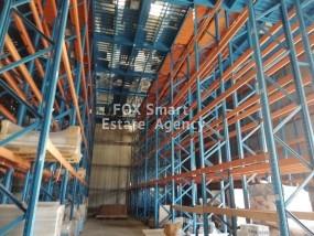Warehouse / Factory Ypsonas, Limassol   long term rent