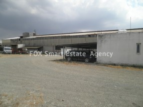 Warehouse / Factory Geri, Nicosia   long term rent