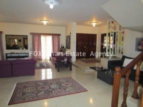 4 Bedroom House Kato Polemidia, Limassol   Rent