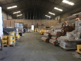 Warehouse / Factory Agios Athanasios, Limassol   long term r.....