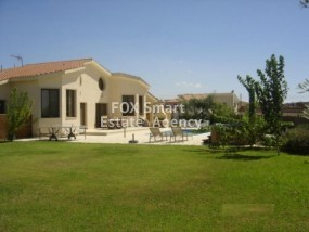 4 Bedroom House Moni, Limassol   Rent