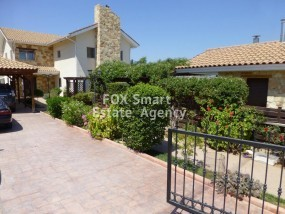 4 Bedroom House Parekklisia, Limassol   Rent