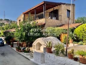 4 Bedroom House Pachna, Limassol   Rent