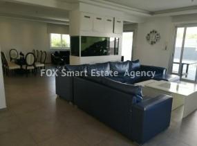 4 Bedroom House Ypsonas, Limassol   Rent