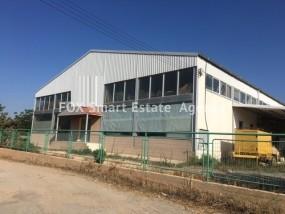 Warehouse / Factory Ypsonas, Limassol   Sale