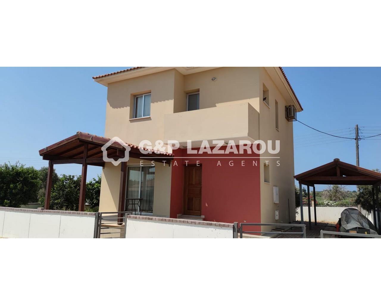 House Larnaca(Mazotos)  3 Bedrooms 2 Bathrooms 115 SqMt for.....