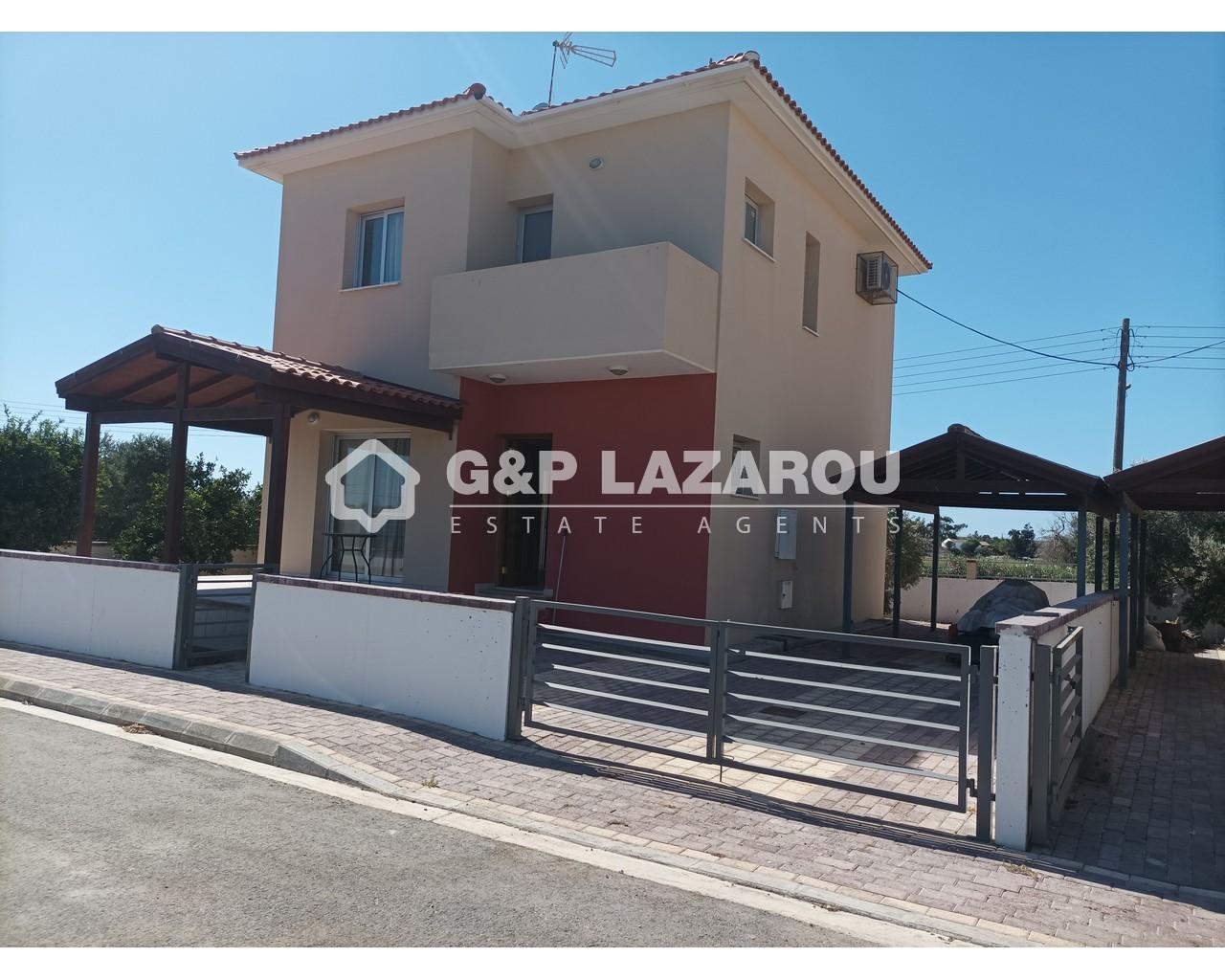 House Larnaca(Mazotos)  3 Bedrooms 2 Bathrooms 145 SqMt for.....