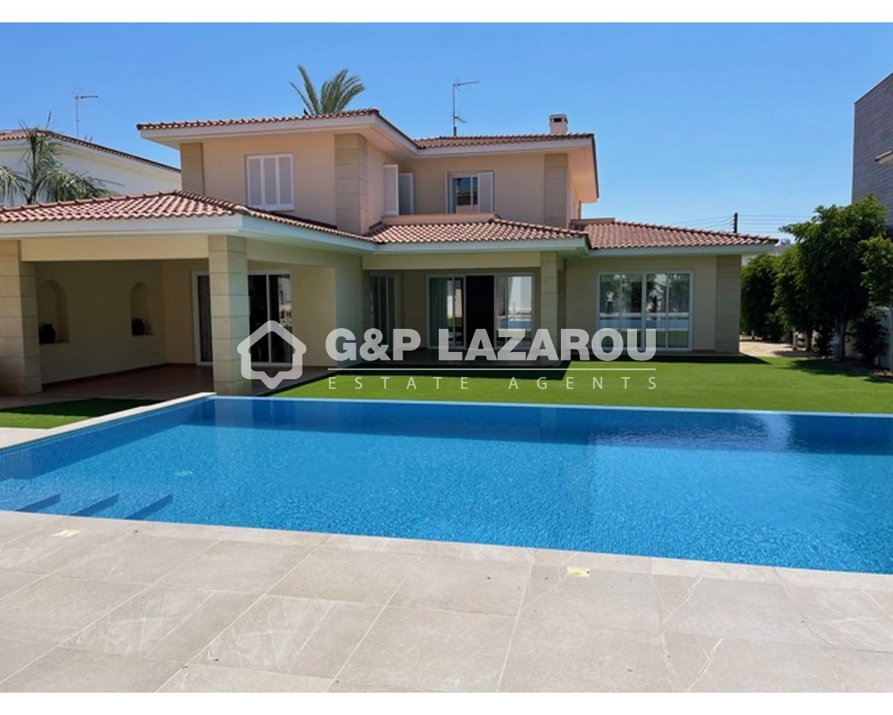 House Nicosia(Engomi)  5 Bedrooms 4 Bathrooms 550 SqMt for r.....