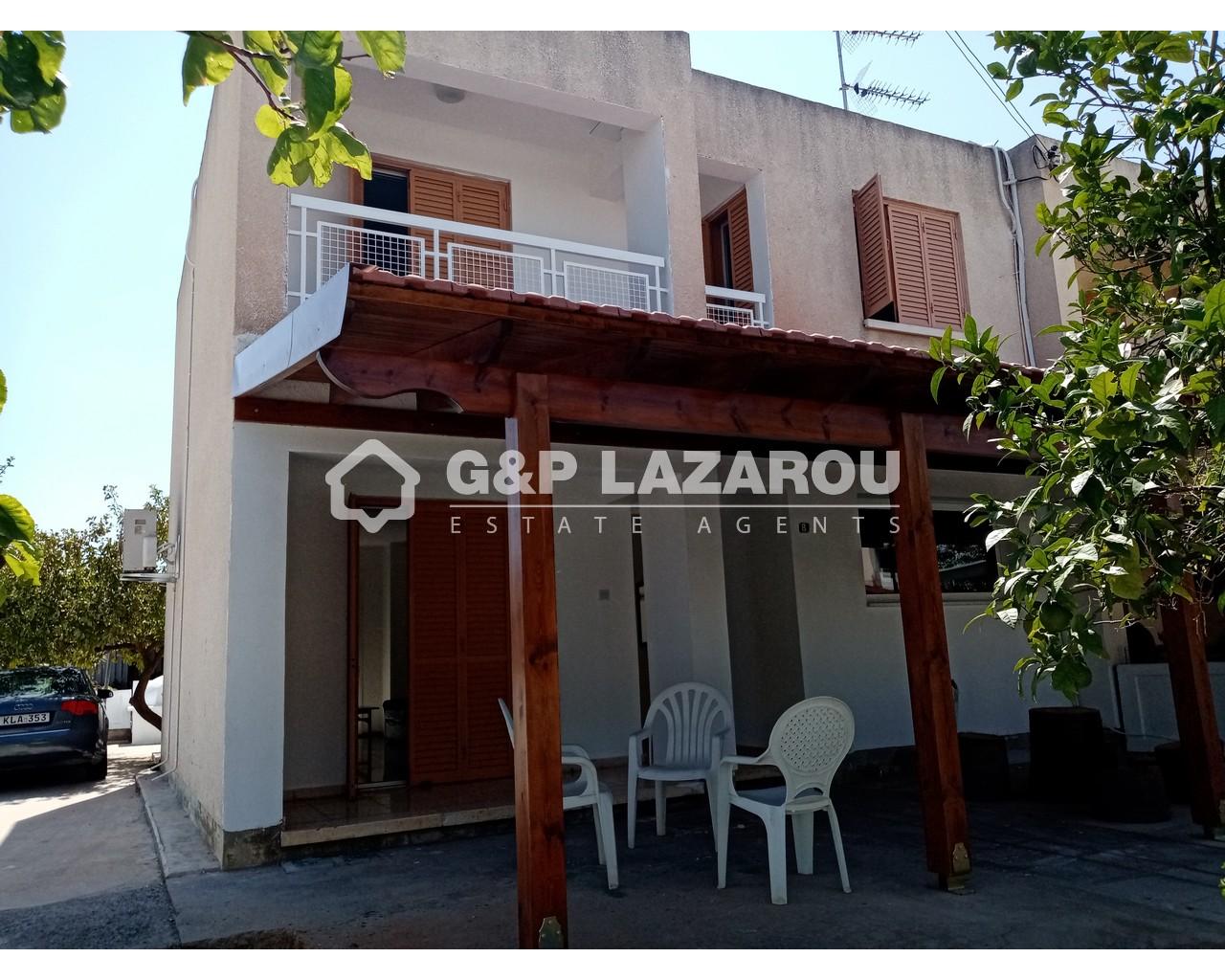 House Larnaca(Larnaca)  2 Bedrooms 2 Bathrooms 100 SqMt for.....