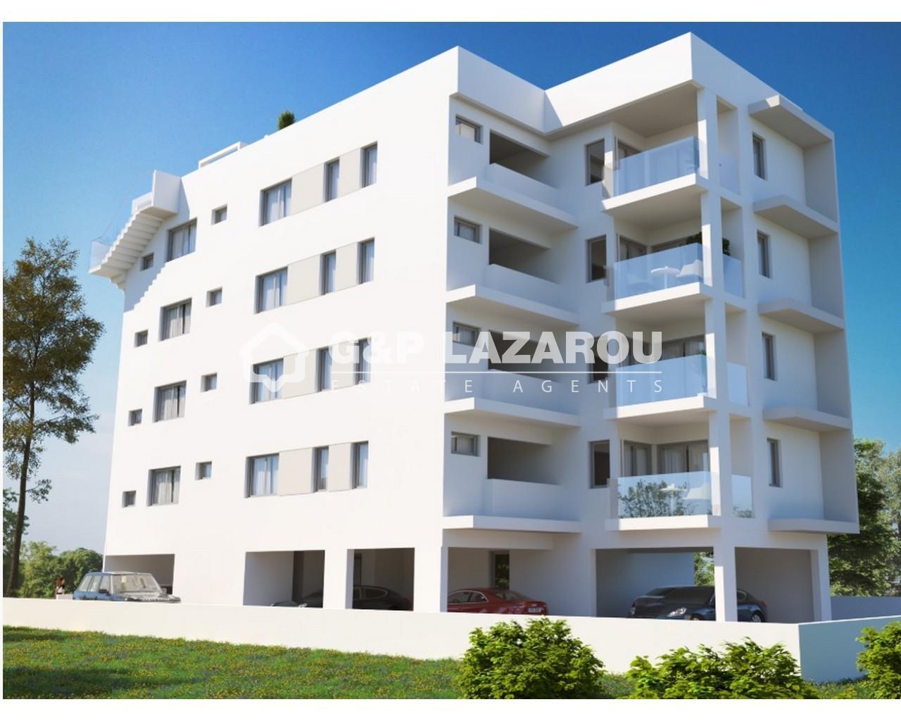 Apartment Larnaca(Kamares)  1 Bedroom 1 Bathroom 51 SqMt for.....