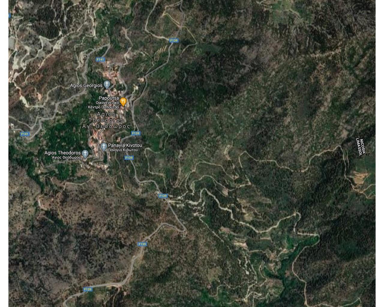 Land Limassol(AGIOS THEODOROS)  6522 SqMt for sale
