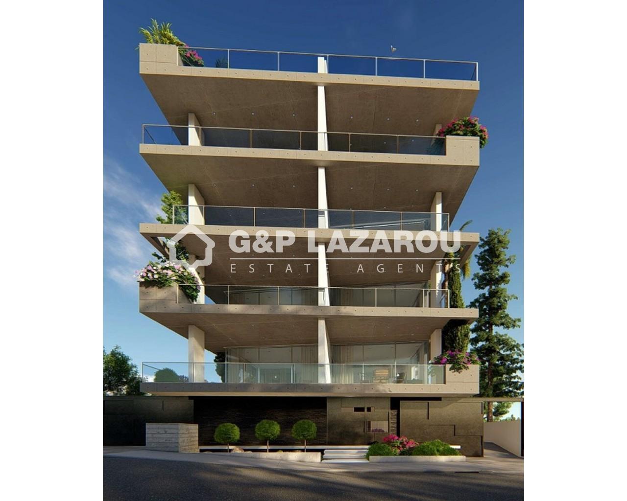 Apartment Nicosia(Strovolos)  3 Bedrooms 2 Bathrooms 126 SqM.....