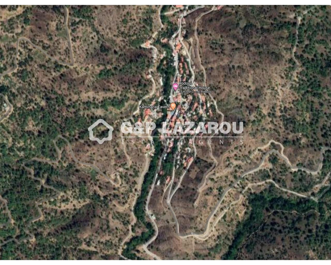 Land Limassol(Kaminaria)  5184 SqMt for sale