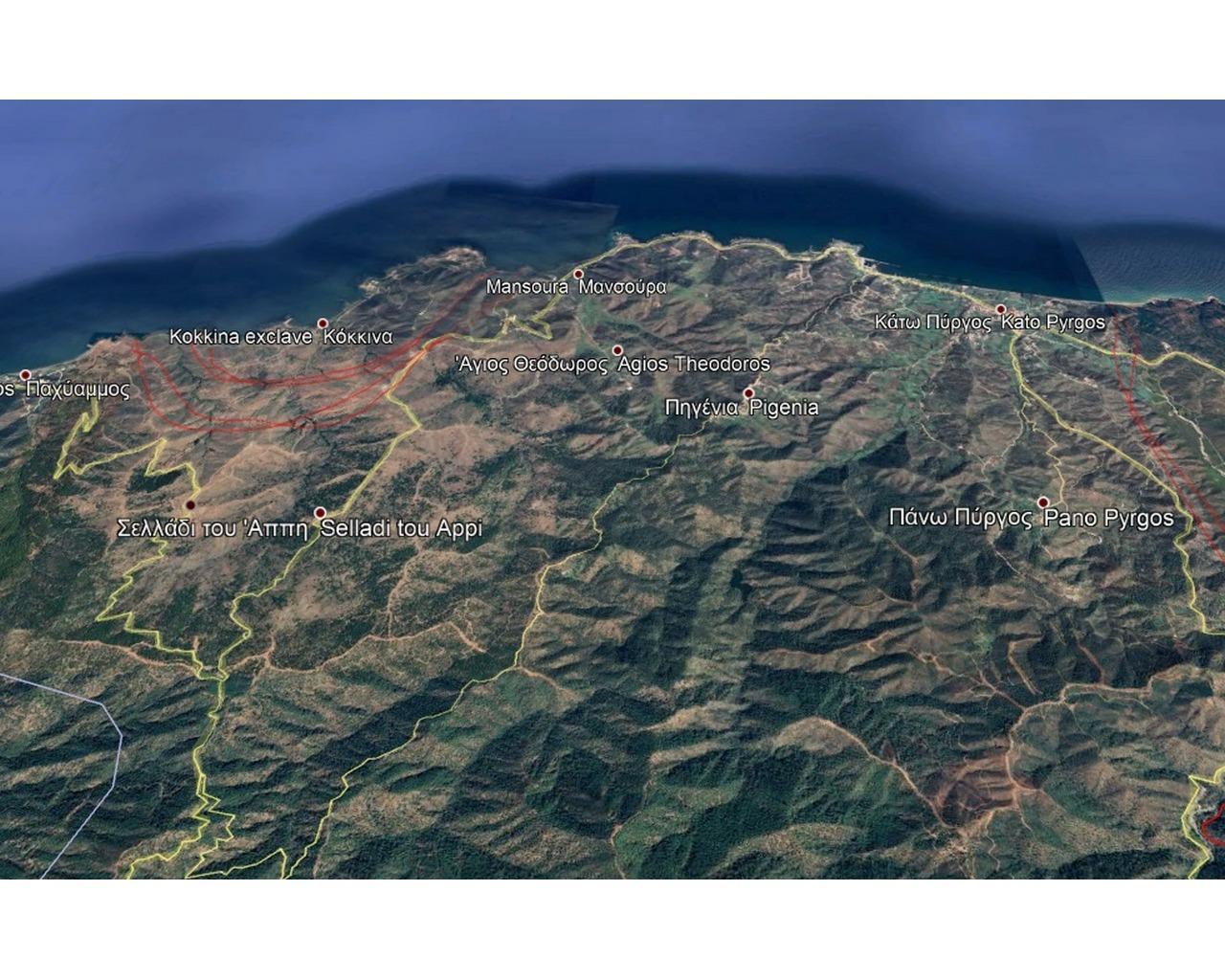 Land Nicosia(Pigenia)  250 SqMt for sale