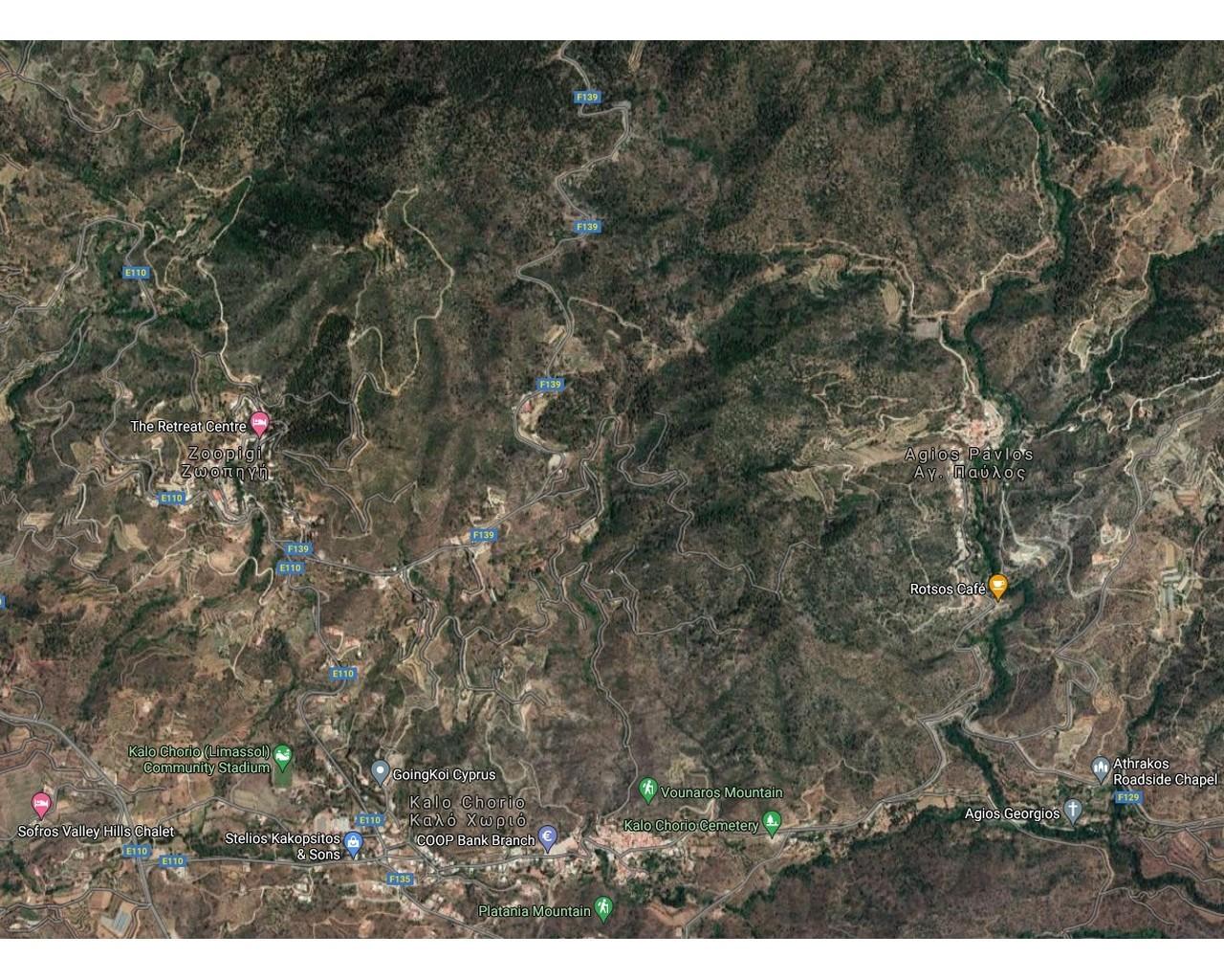 Land Limassol(AGIOS PAVLOS)  11595 SqMt for sale