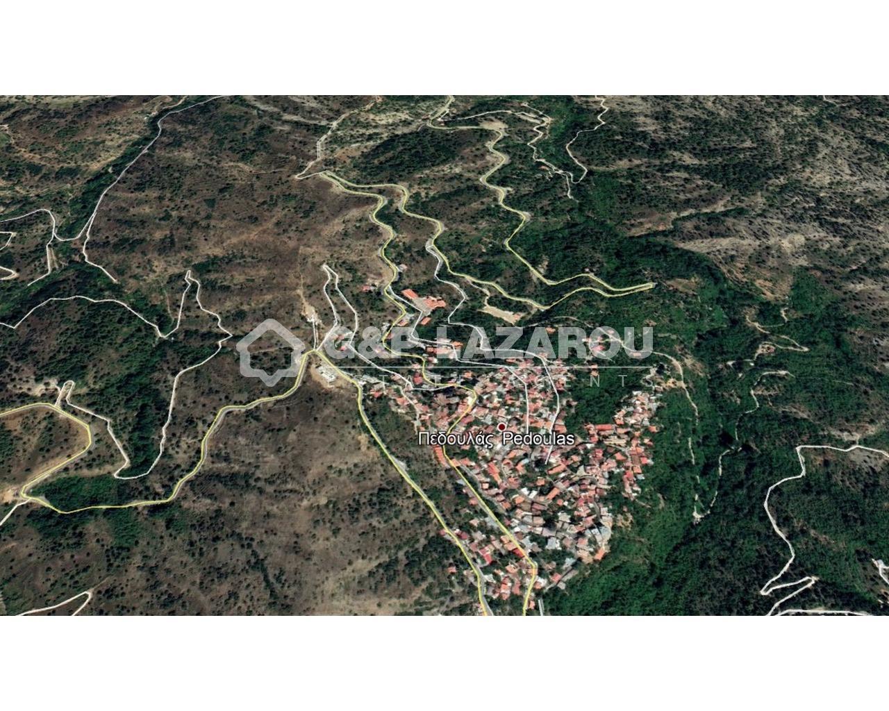 Land Nicosia(Pedoulas)  306 SqMt for sale