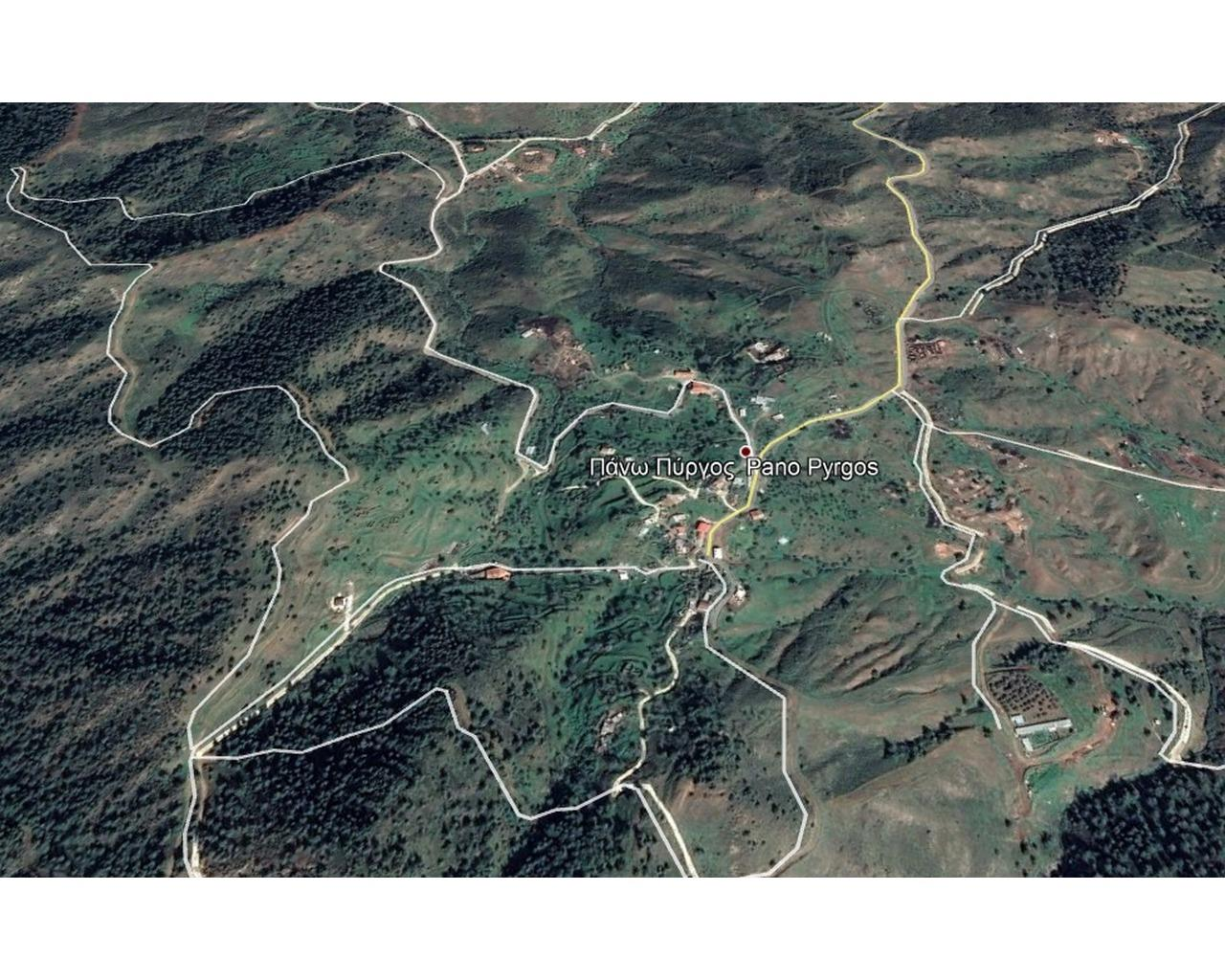 Land Nicosia(Pyrgos Pano)  140 SqMt for sale