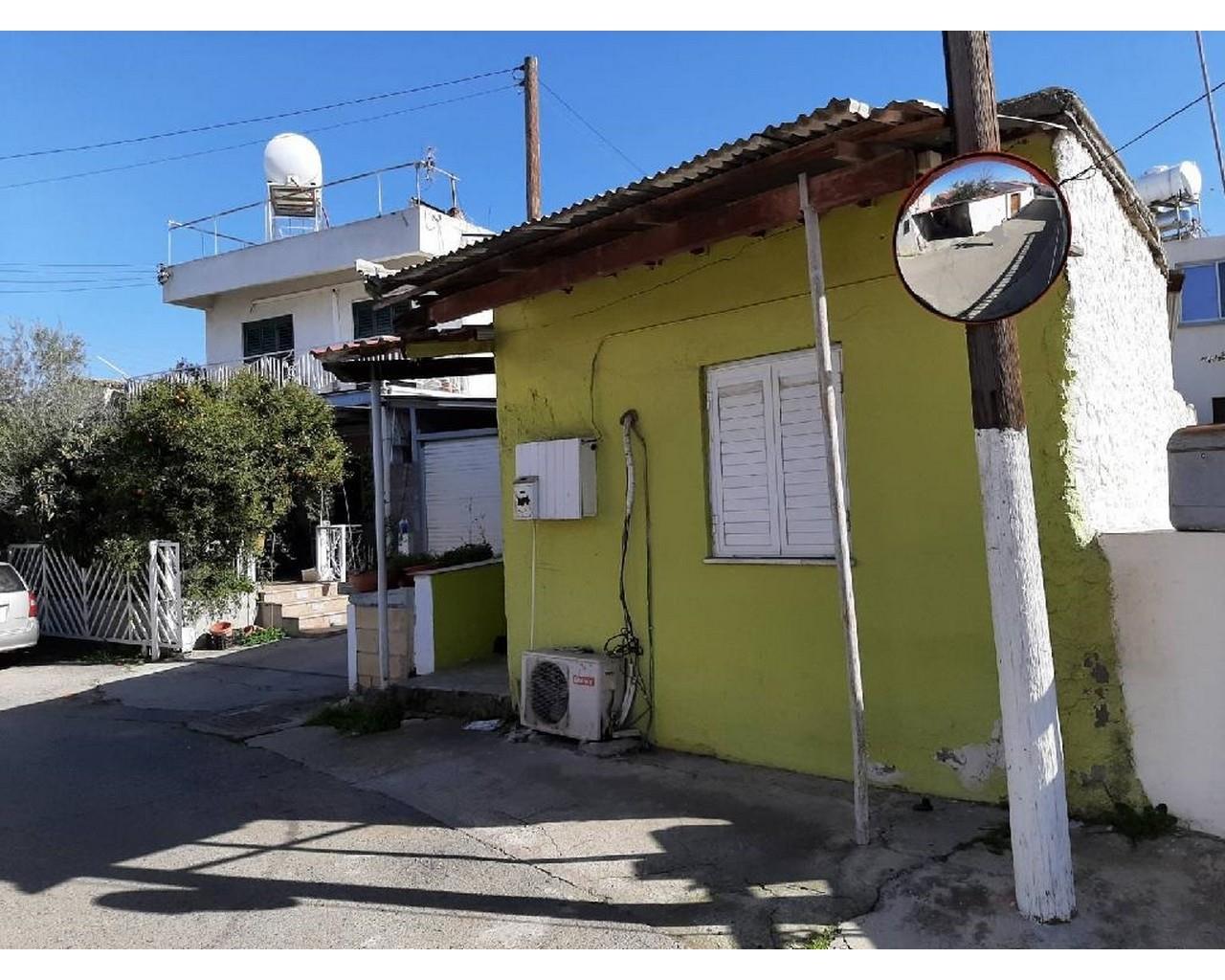 House Nicosia(Klirou)  1 Bedroom 1 Bathroom 72 SqMt for sale.....