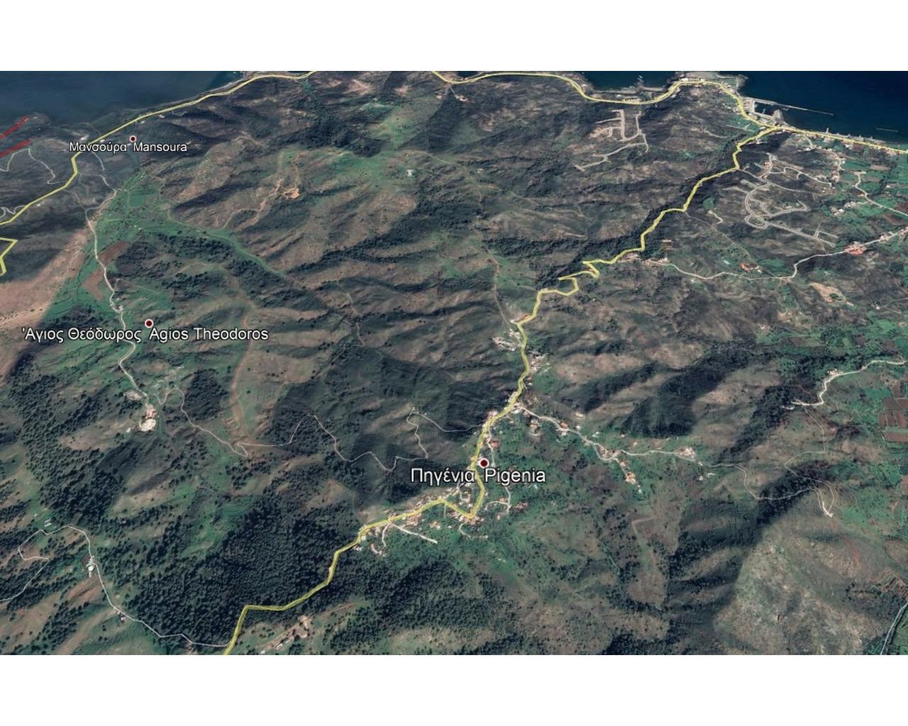 Land Nicosia(Pigenia)  631 SqMt for sale