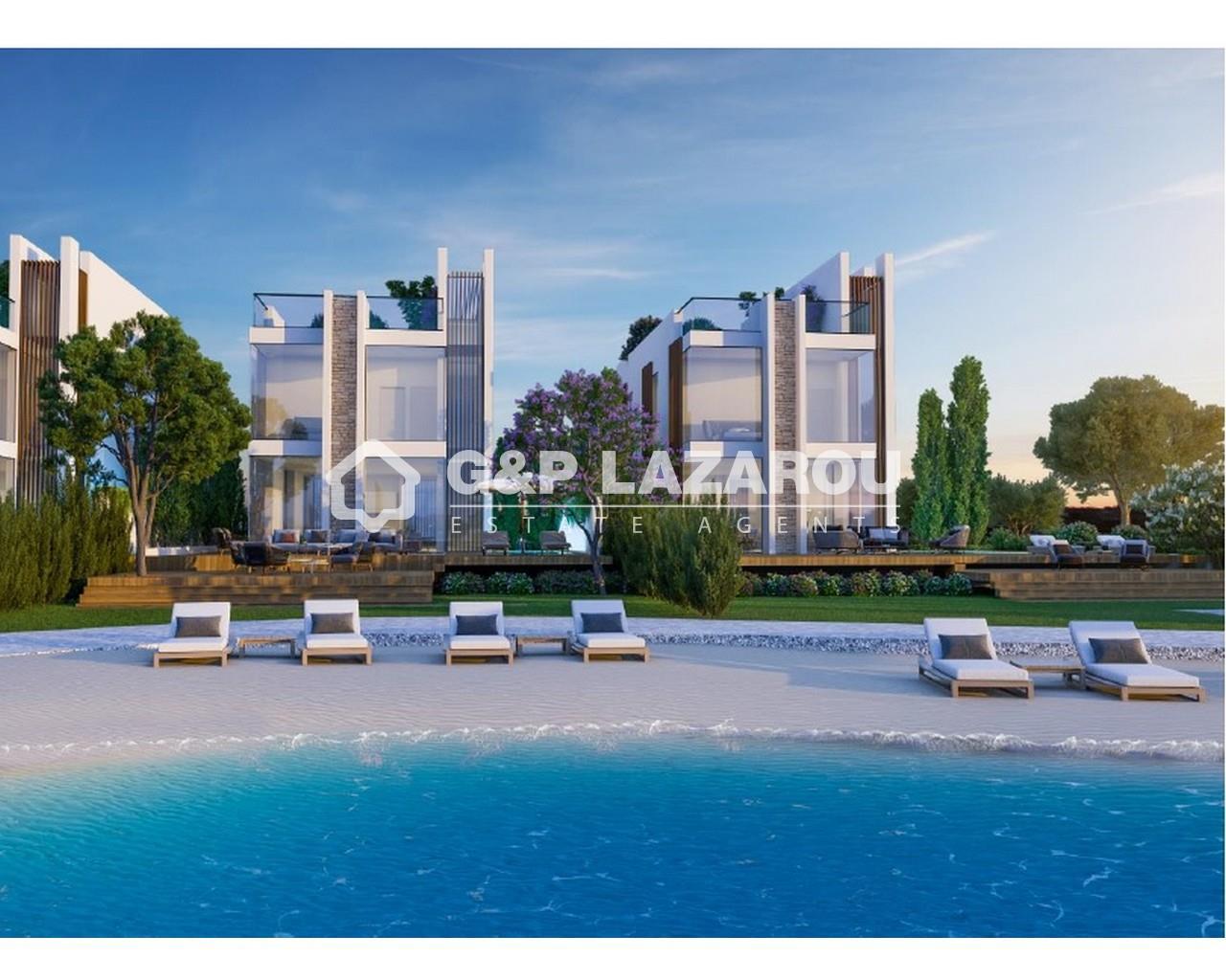 Villa Famagusta(Ayia Napa)  4 Bedrooms 4 Bathrooms 345 SqMt.....